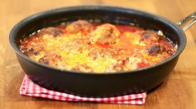 Arda'nın Mutfağı Peynirli Köfte Topları Tarifi 12.03.2016
