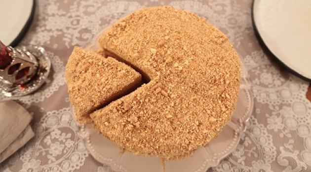 Nursel'in Mutfağı Çay Saati Menüsünden Rus Pastası Tarifi 22.03.2016