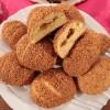 Nursel'in Mutfağı Çay Saati Menüsünden Simit Poğaça Tarifi 08.03.2016