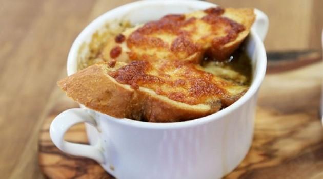 Arda'nın Mutfağı Soğan Çorbası Tarifi 19.03.2016