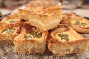 Nursel'in Mutfağı Çay Saati Menüsünden Tart Poğaça Tarifi 22.03.2016