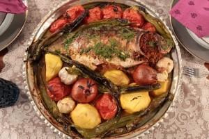 Nursel'in Mutfağı Balık Dolması Tarifi 07.04.2016