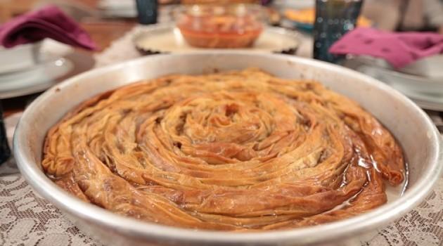 Nursel'in Mutfağı Haşhaşlı Kıvrım Tarifi 07.04.2016