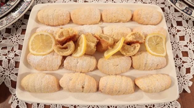 Nursel'in Mutfağı Çay Saati Menüsünden Limonlu Sarma Tarifi 05.04.2016