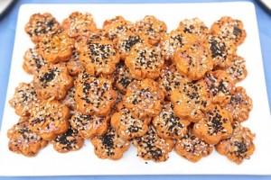 Nursel'in Mutfağı Çay Saati Menüsünden Salçalı Tuzlu Kurabiye Tarifi 18.04.2016