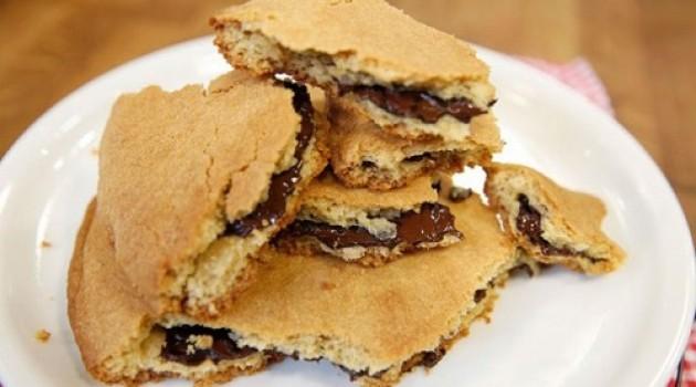 Arda'nın Mutfağı Tavada Çikolatalı Kurabiye Tarifi 02.04.2016
