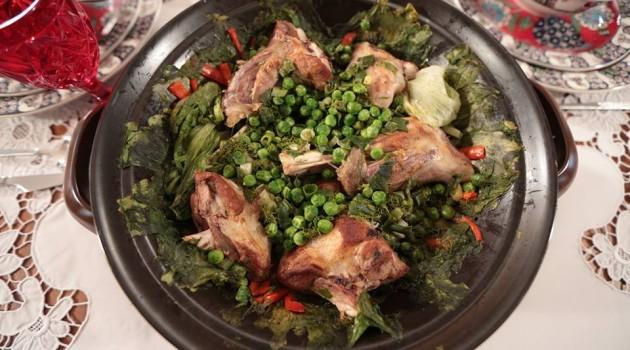 Nursel'in Mutfağı Çayır Otlu Kuzu İncik Tarifi 03.05.2016