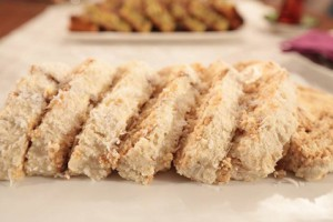 Nursel'in Mutfağı Çay Saati Menüsünden Lorlu Piramit Pasta Tarifi 09.05.2016