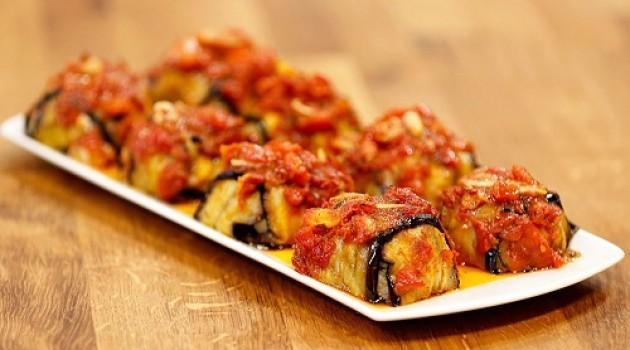 Arda'nın Mutfağı Patates Dolgulu Patlıcan Tarifi 14.05.2016