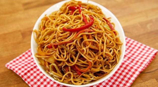 Arda'nın Mutfağı Sebzeli Noodle Tarifi 07.05.2016