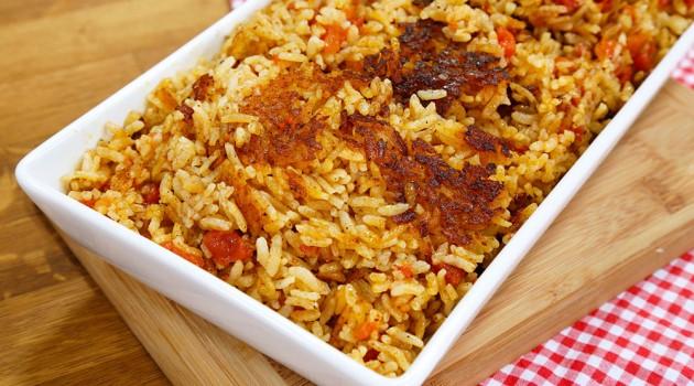 Arda'nın Ramazan Mutfağı Domatesli Pilav Tarifi 27.06.2016