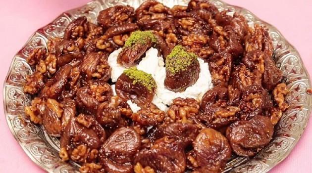 Nursel İle Ramazan Sofrası İncir Tatlısı Tarifi 18.06.2016