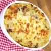 Arda'nın Ramazan Mutfağı Pastırmalı Sütlü Patates Püresi Tarifi 22.06.2016