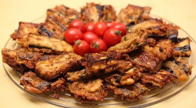 Nursel İle Ramazan Sofrası Patlıcan Kıstırma Tarifi 30.06.2016
