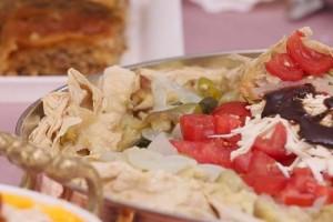 Nursel İle Ramazan Sofrası Patlıcanlı Soğanlı Dürüm Tarifi 09.06.2016