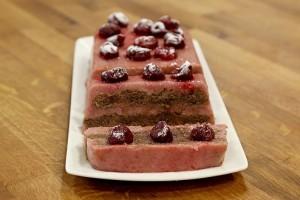 Arda'nın Mutfağı Vişneli Kedi Dili Pastası Tarifi 05.06.2016