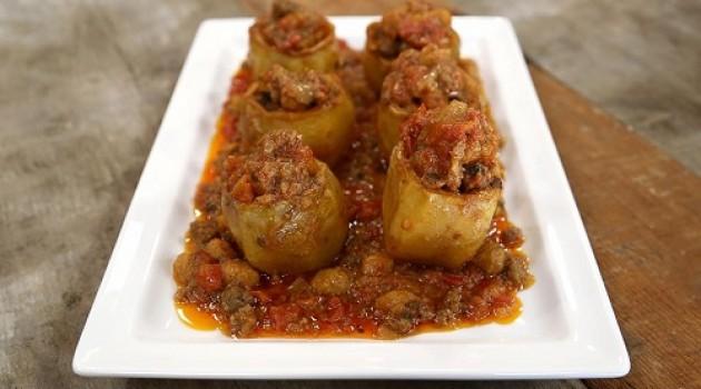 Arda'nın Mutfağı Köfteli Patates Çanakları Tarifi 22.10.2016