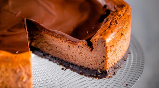 Arda'nın Mutfağı Çikolatalı Cheesecake Tarifi 20.11.2016