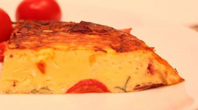 Memet Özer İle Mutfakta İtalyan Omleti Tarifi 15.11.2016