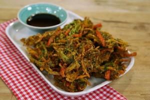 Arda'nın Mutfağı Sebzeli Mücver Tarifi 03.12.2016