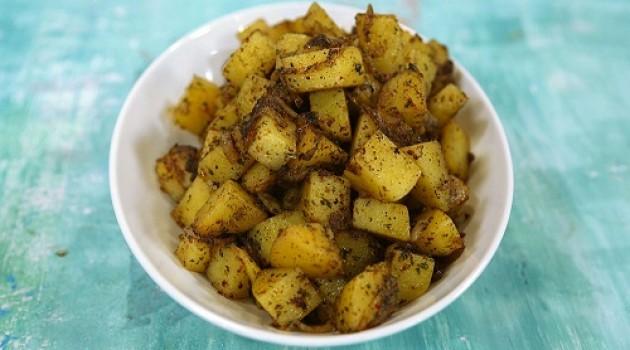 Arda'nın Mutfağı Sıcak Patates Salatası Tarifi 04.12.2016