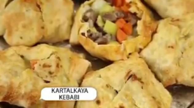 Nursel'in Evi Kartalkaya Kebabı Tarifi 27.02.2017