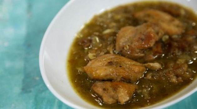 Arda'nın Mutfağı Kimyon Tohumlu Tavuk Yahni Tarifi 26.02.2017