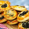 Arda'nın Mutfağı Mini Pizzalar Tarifi 26.03.2017
