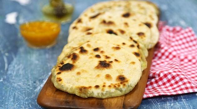 Arda'nın Mutfağı Çerkez Ekmeği Tarifi 12.03.2017