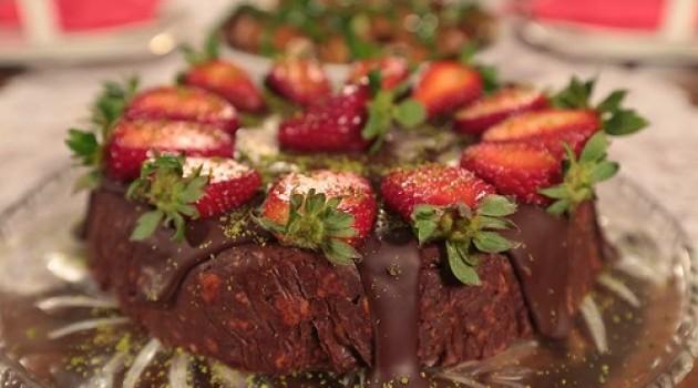Nursel'in Evi Pratik Çikolatalı Pasta Tarifi 16.03.2017