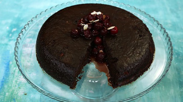 Arda'nın Mutfağı Çikolatalı Tava Kek Tarifi 22.04.2017