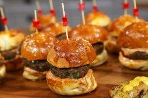 Arda'nın Mutfağı Mini Burgerler Tarifi 23.04.2017