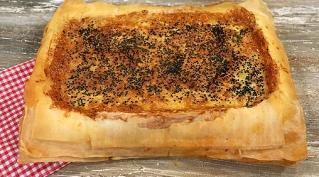 Arda'nın Ramazan Mutfağı Otlu Peynirli Baklava Böreği  Tarifi 28.05.2017