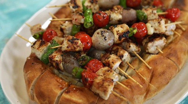 Arda'nın Ramazan Mutfağı Sebzeli Tavuk Şiş Tarifi 31.05.2017