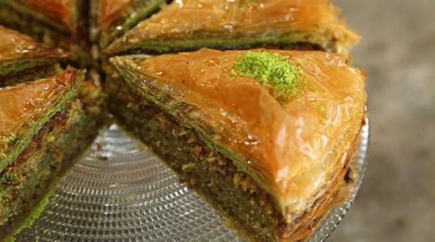 Arda'nın Ramazan Mutfağı Fıstıklı Baklava Kek  Tarifi 03.06.2017