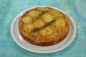 Arda'nın Ramazan Mutfağı Patates Kek Tarifi 20.06.2017