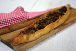 Arda'nın Ramazan Mutfağı Peynirli ve Kavurmalı Pide Tarifi 23.06.2017