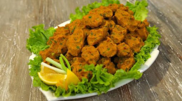 Arda'nın Ramazan Mutfağı Mercimek Köftesi Tarifi 18.06.2017