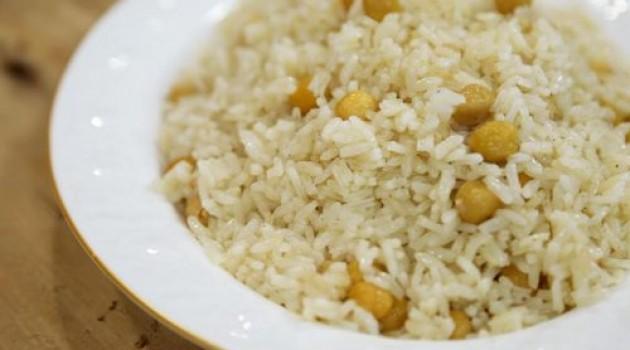 Arda'nın Ramazan Mutfağı Nohutlu Pirinç Pilavı Tarifi 06.06.2017