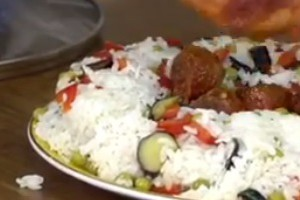 Pelin Karahan'la Nefis Tarifler Paşa Pilavı Tarifi 22.09.2017