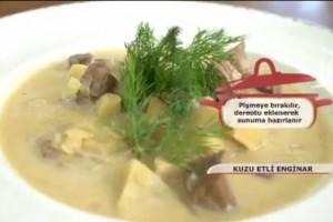 Pelin Karahan'la Nefis Tarifler Kuzu Etli Terbiyeli Enginar Tarifi 04.10.2017