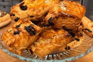 Arda'nın Mutfağı Kuru Üzümlü Çay Kurabiyesi Tarifi 28.10.2017
