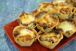 Arda'nın Mutfağı Tortilla Kaselerinde Kremalı Tavuk  Tarifi 14.10.2017