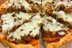 Arda'nın Mutfağı Kiş Tabanlı Tavuklu Pizza Tarifi 28.10.2017