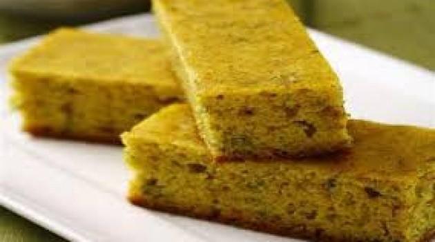 Nursel'le Evin Tadı Dereotlu Peynirli Mısır Ekmeği Tarifi 09.11.2017