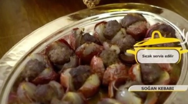 Pelin Karahan'la Nefis Tarifler Soğan Kebabı Tarifi 03.11.2017