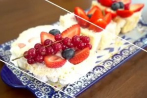 Pelin Karahan'la Nefis Tarifler Budapeşte Pastası Tarifi 06.12.2017
