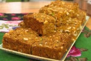 Nursel'le Evin Tadı Pırasalı Mısır Ekmeği Tarifi 21.01.2018
