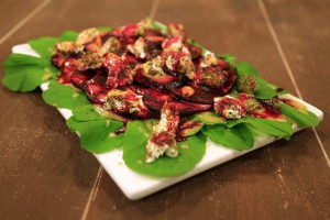 Arda'nın Mutfağı Pancar Salatası Tarifi 13.01.2018