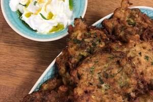 Arda'nın Mutfağı Kabak Mücver Tarifi 17.02.2018